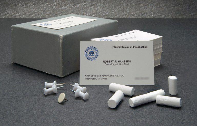 Hanssen business cards