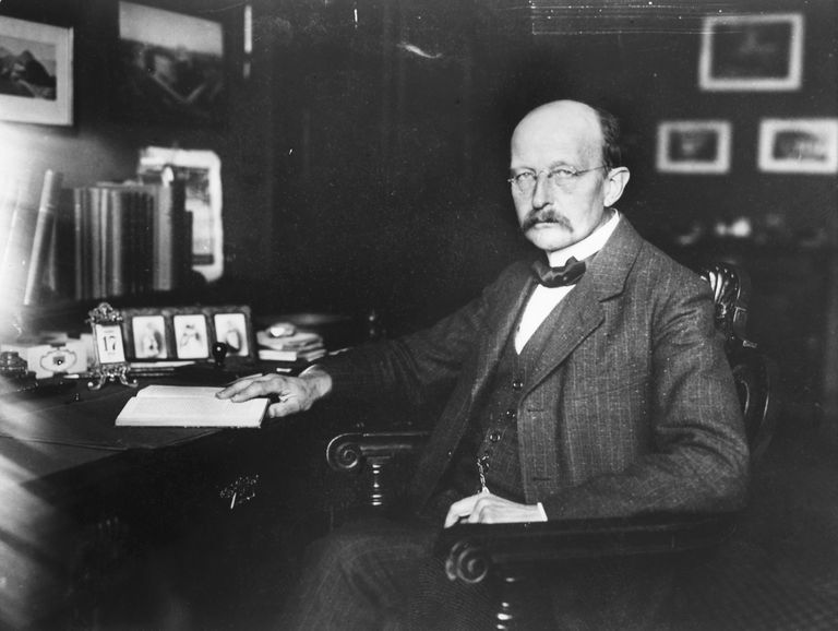 German Physicist Max Planck