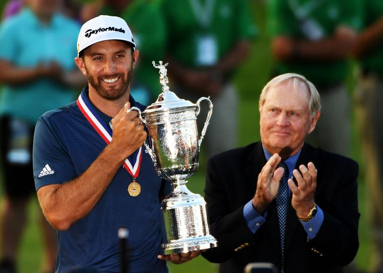 How Dustin Johnson Won The 2016 Us Open Golf Titlerhthoughtco: Us Open Golf 2016 Location At Gmaili.net