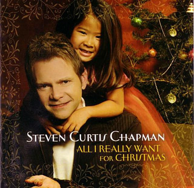 2005 s all i really want for christmas is where we hear steven curtis chapman s version of the classic carol chapman delivers a warm and time tested sound