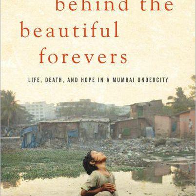 Detrás de la portada del libro Beautiful Forevers