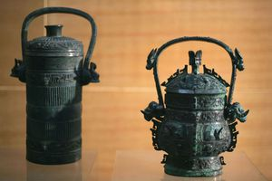 Relics from the Zhou Dynasty
