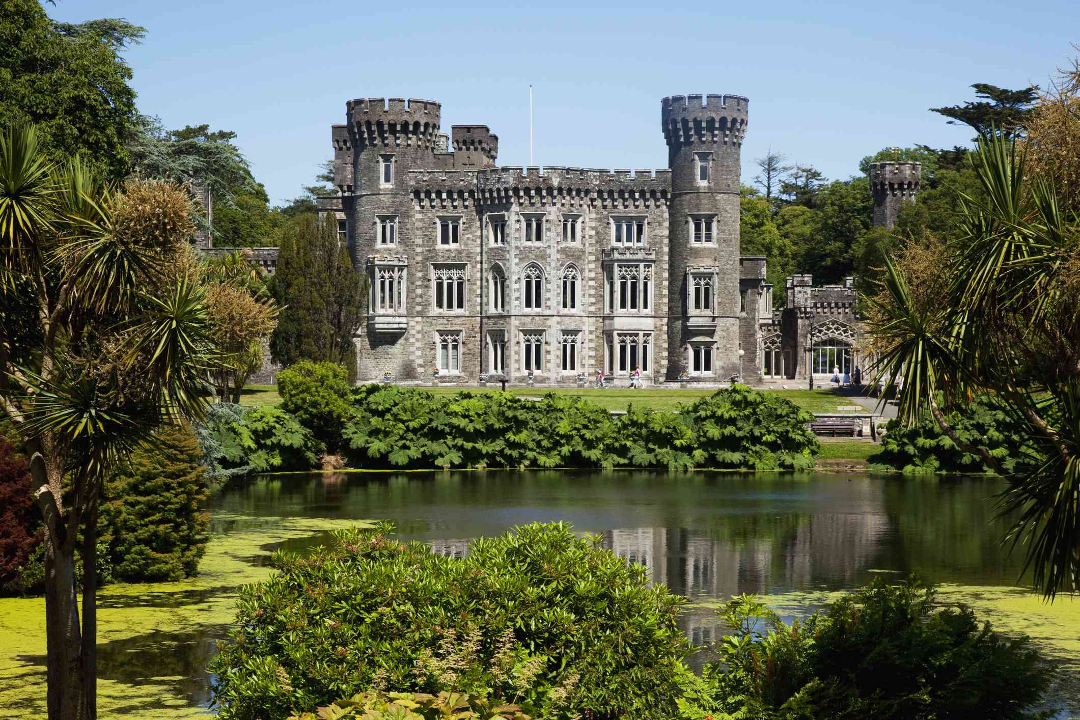 Johnstown Castle, near Wexford City