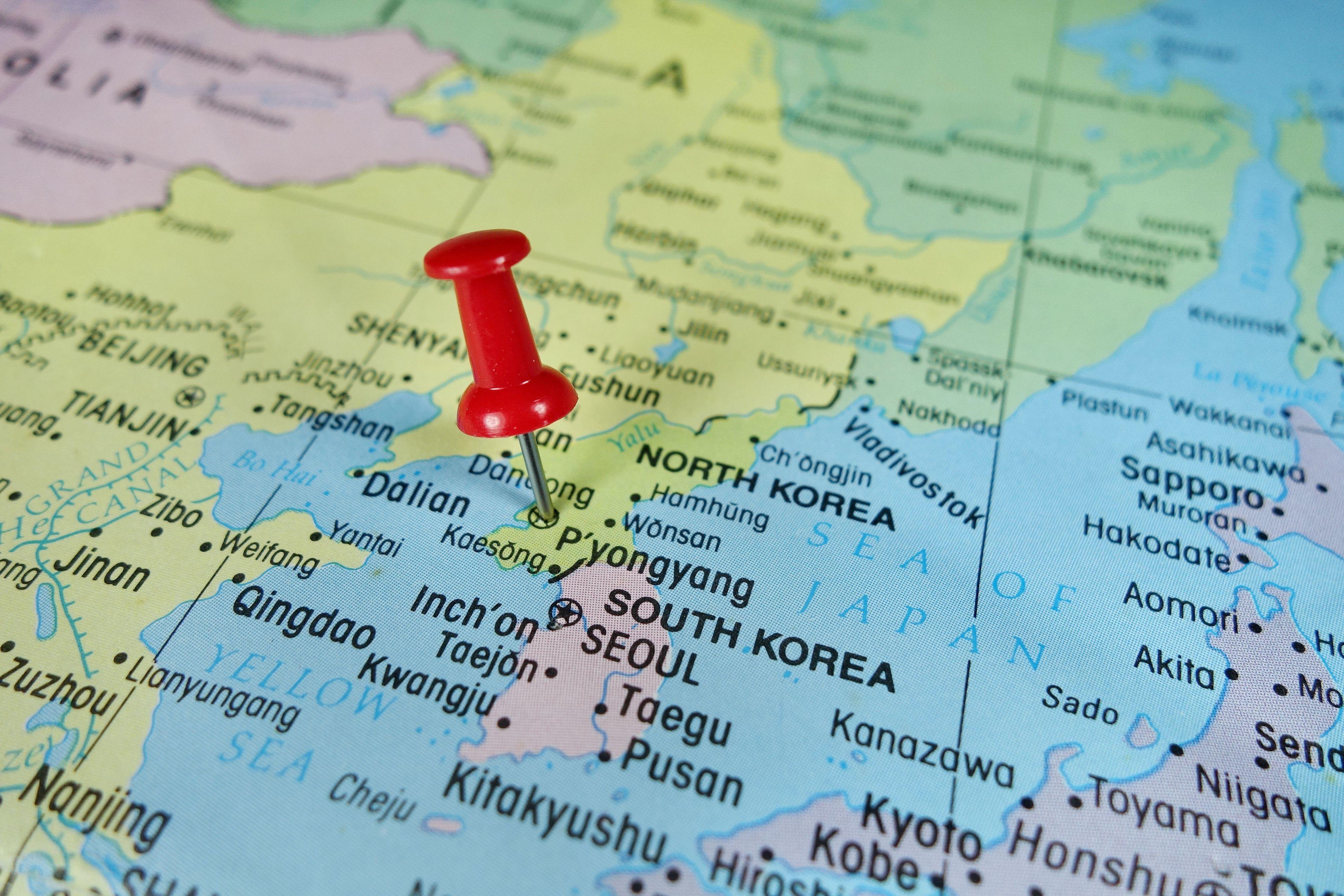 Geography Of The Korean Peninsula