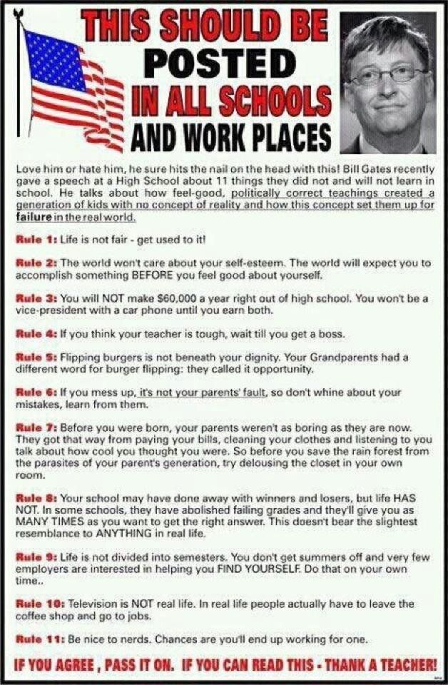 information on bill gates life