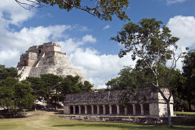 Uxmal Maya Archaeological Site
