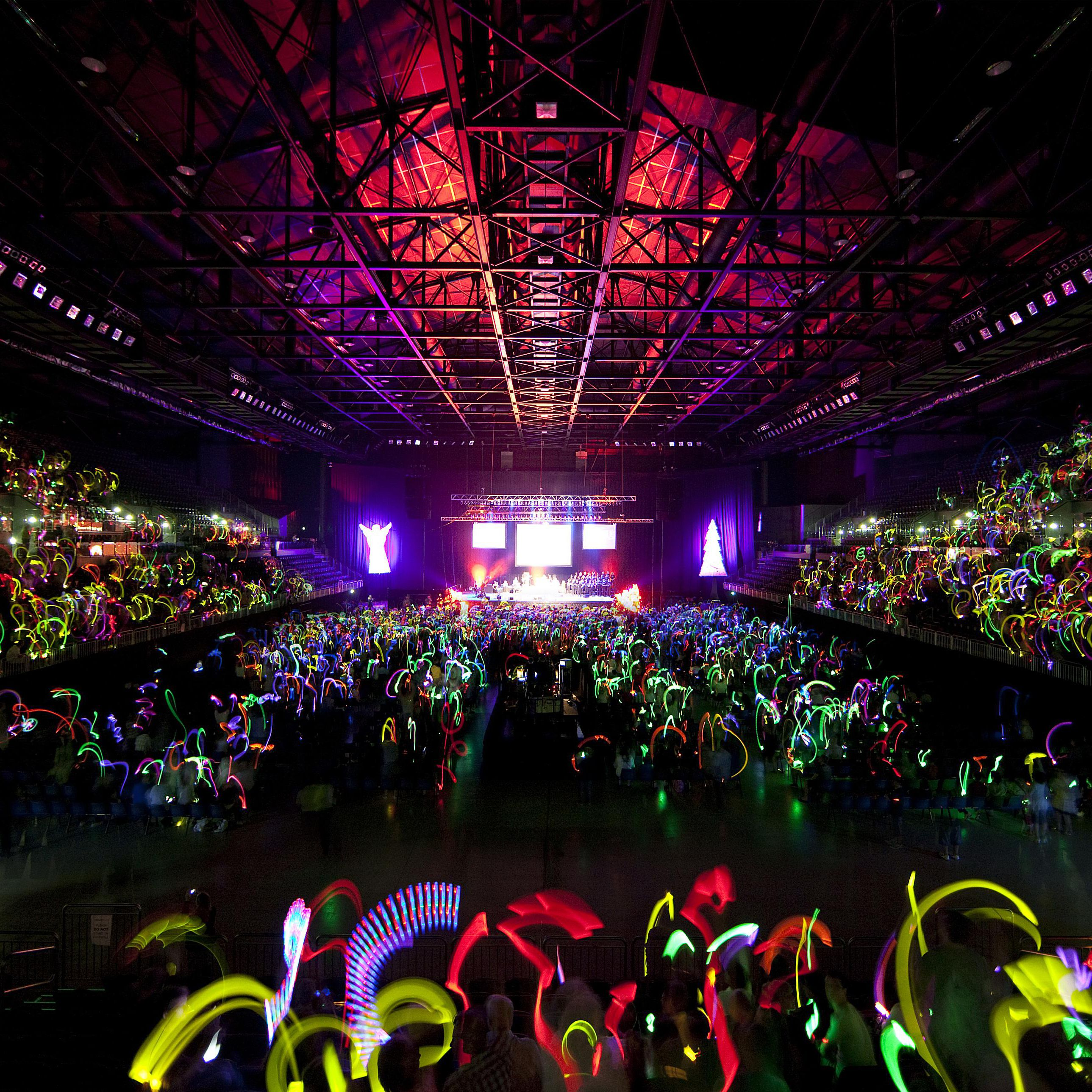 Glow Party Ideas