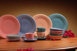 Fiesta Ware Dish Set