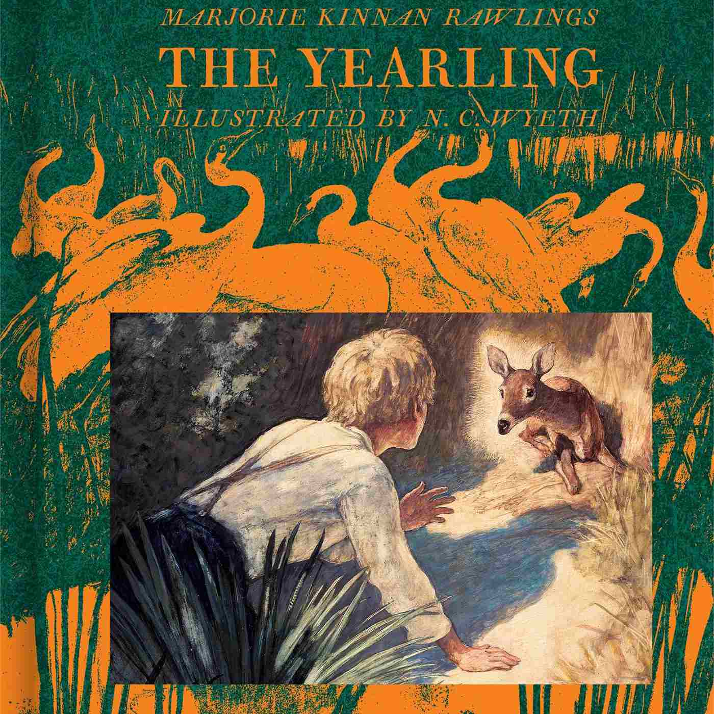 The Yearling Book