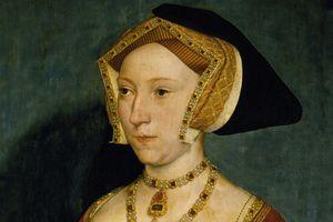 painting of Jane Seymour
