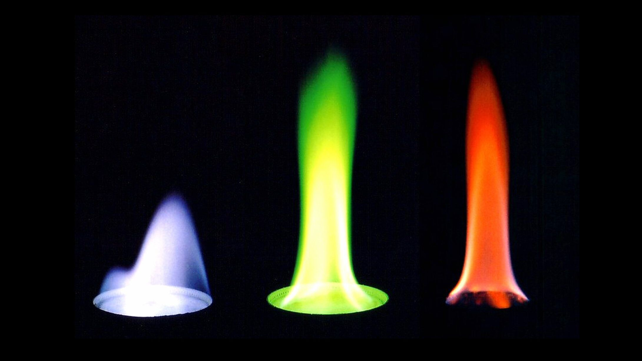 How Flame Test Colors Are Produced