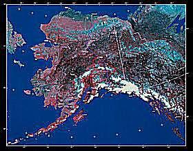 Alaska, the largest state