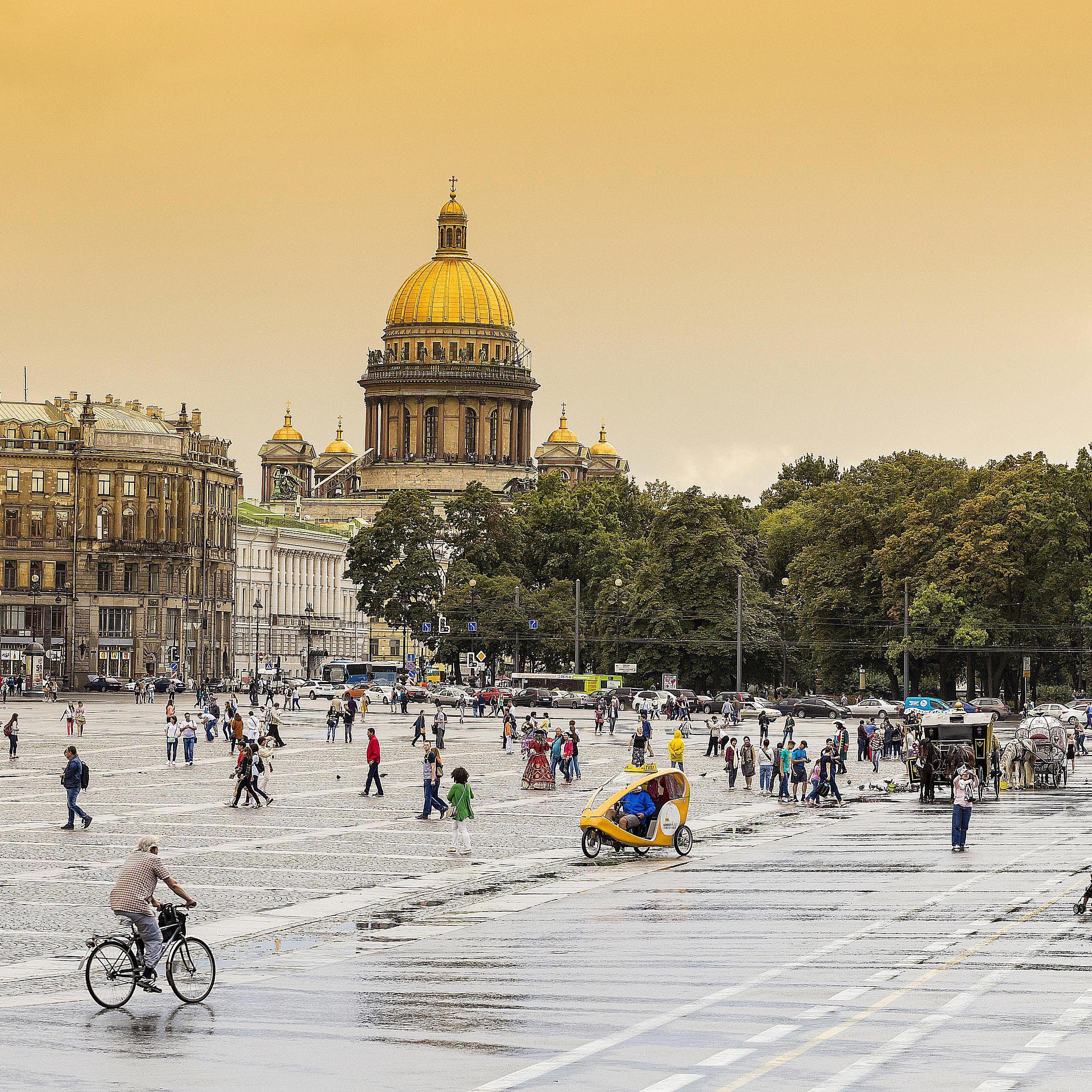 وجهات العطلة الصيفية في موسكو روسيا