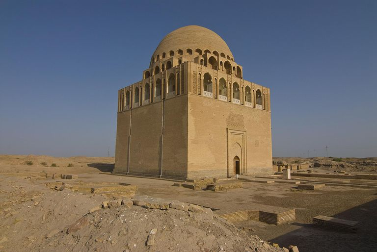 Seljuk Sultan Sanjars Tomb