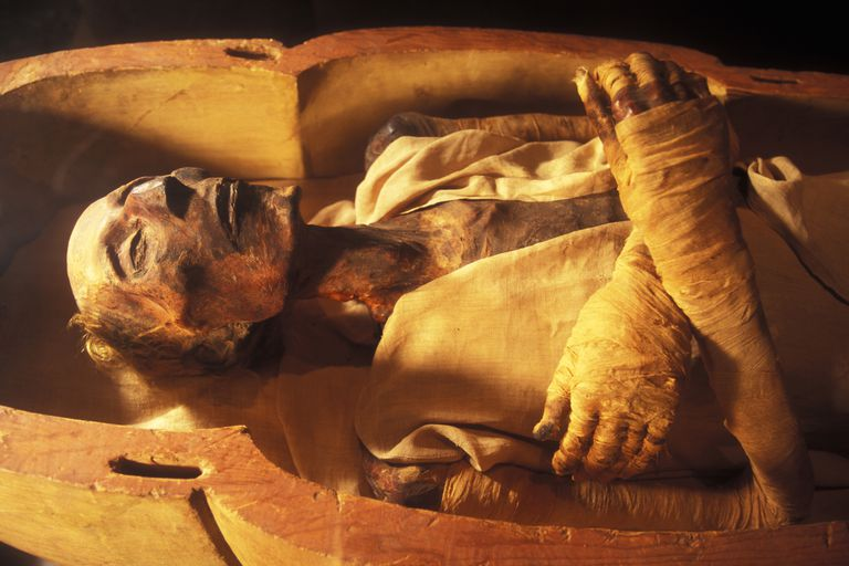 Egypt's Mummies