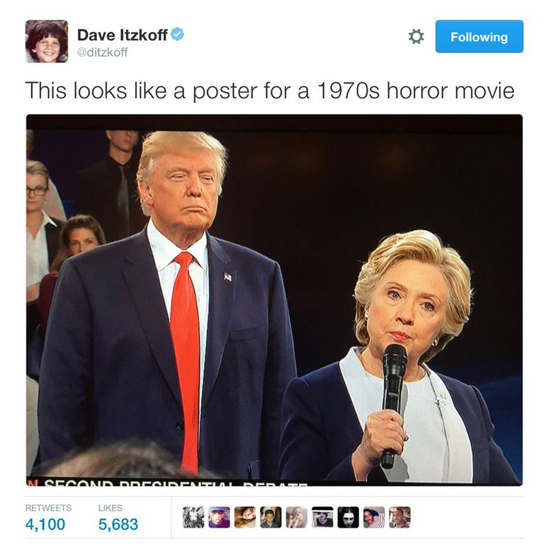 0e6c44c88346b4 Funniest Memes from the 2nd Presidential Debate