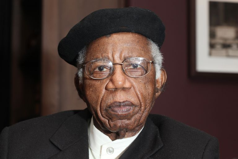 Nigerian Novelist and Poet Chinua Achebe