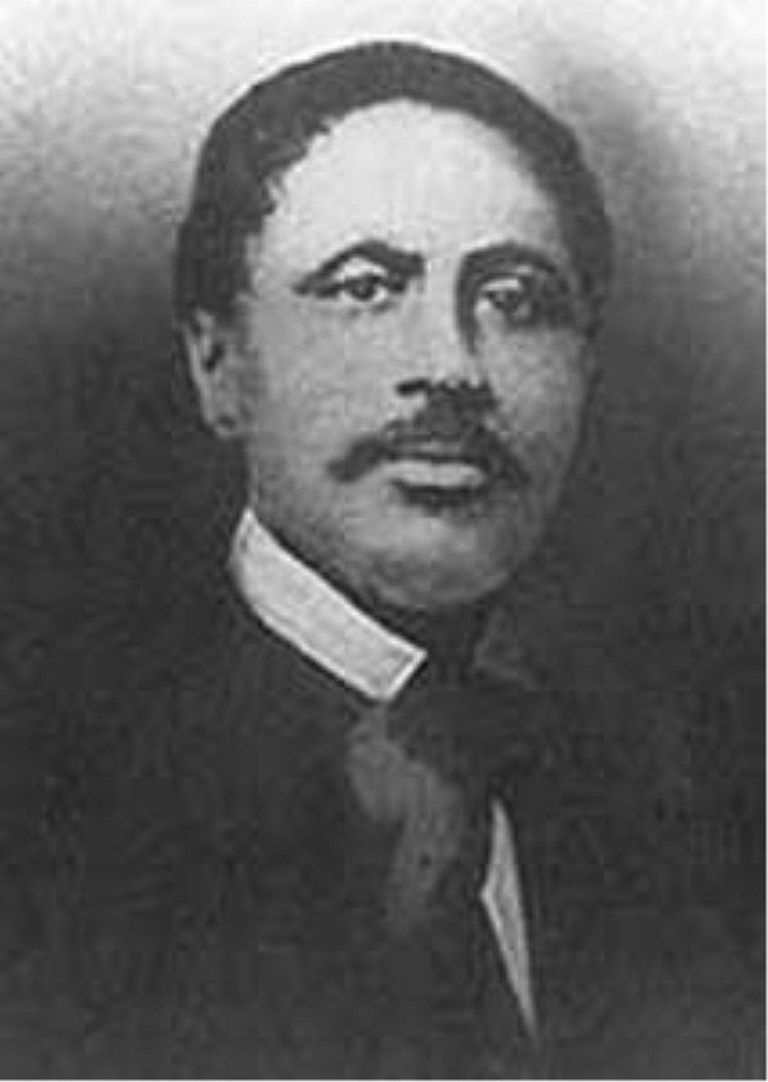 Portrait of Macon B. Allen.