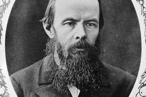 Portrait of Fyodor Dostoyevsky