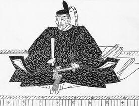 Portrait of Toyotomi Hideyoshi