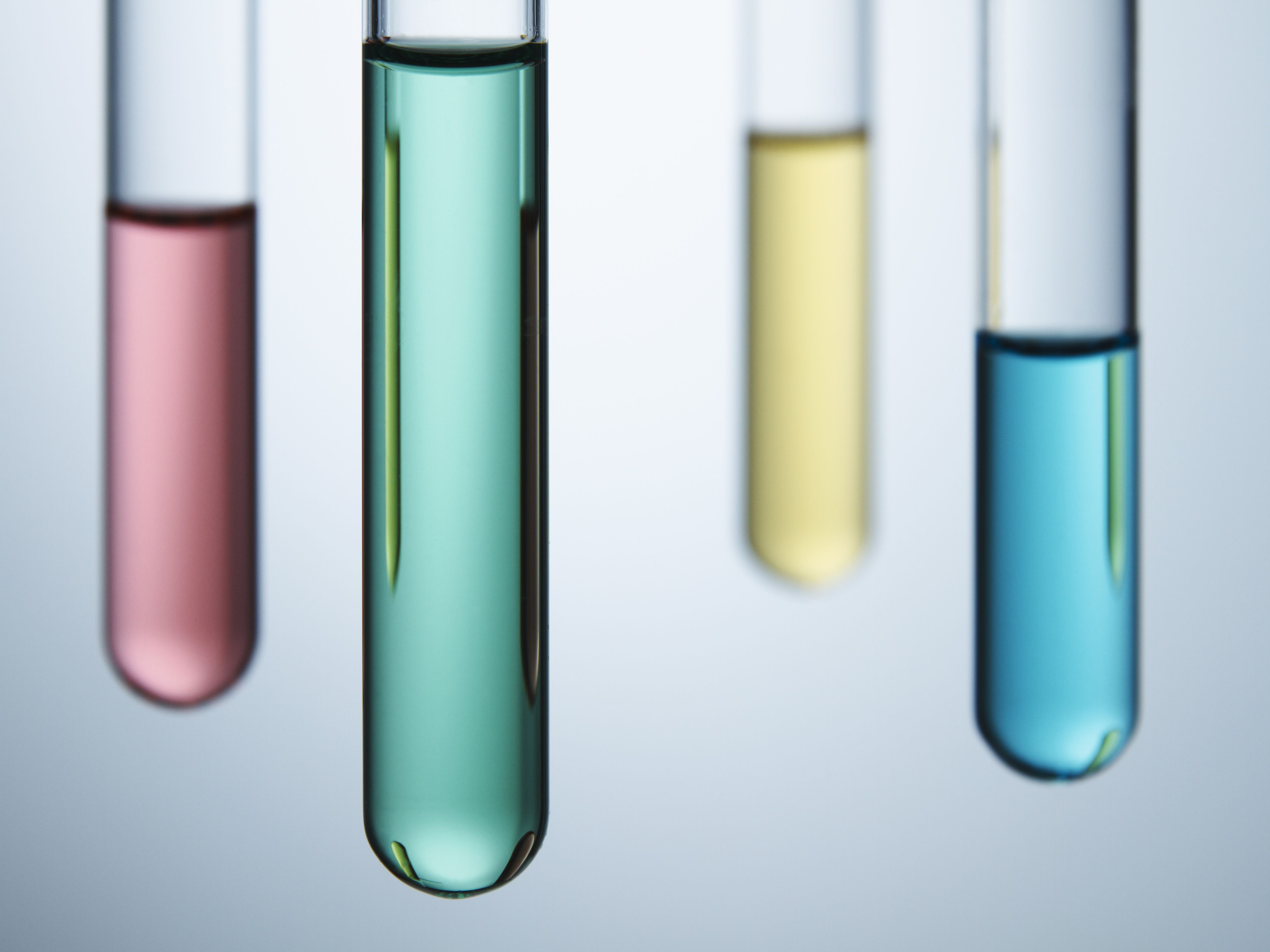 How to Find the Volume in a Test Tube