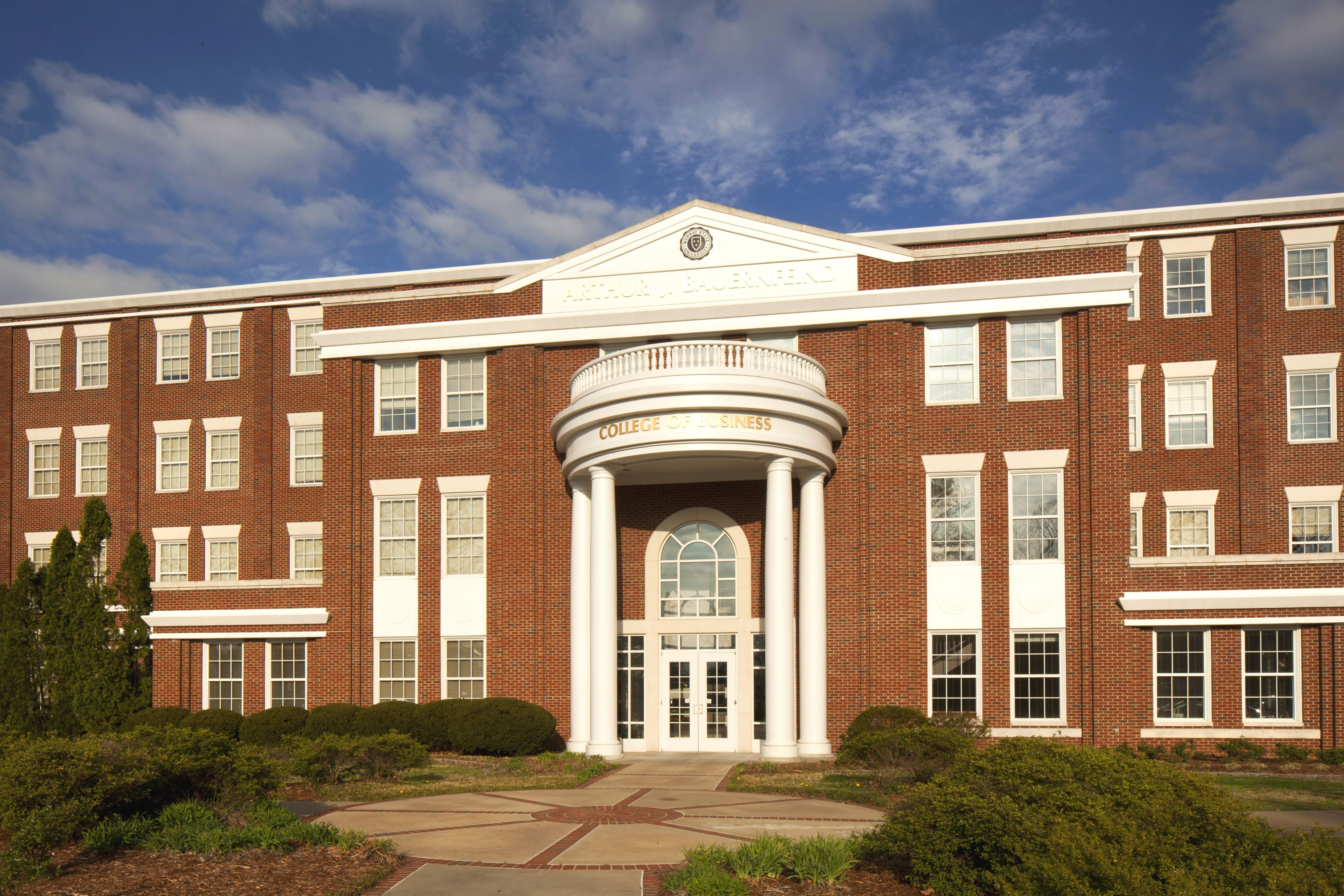 The College of Business at Murray State University