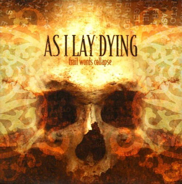 As I Lay Dying - 'Frail Words Collapse'