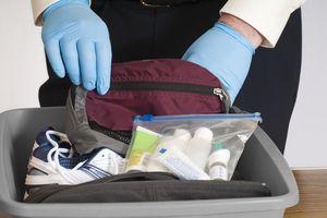 Registro de equipaje de mano
