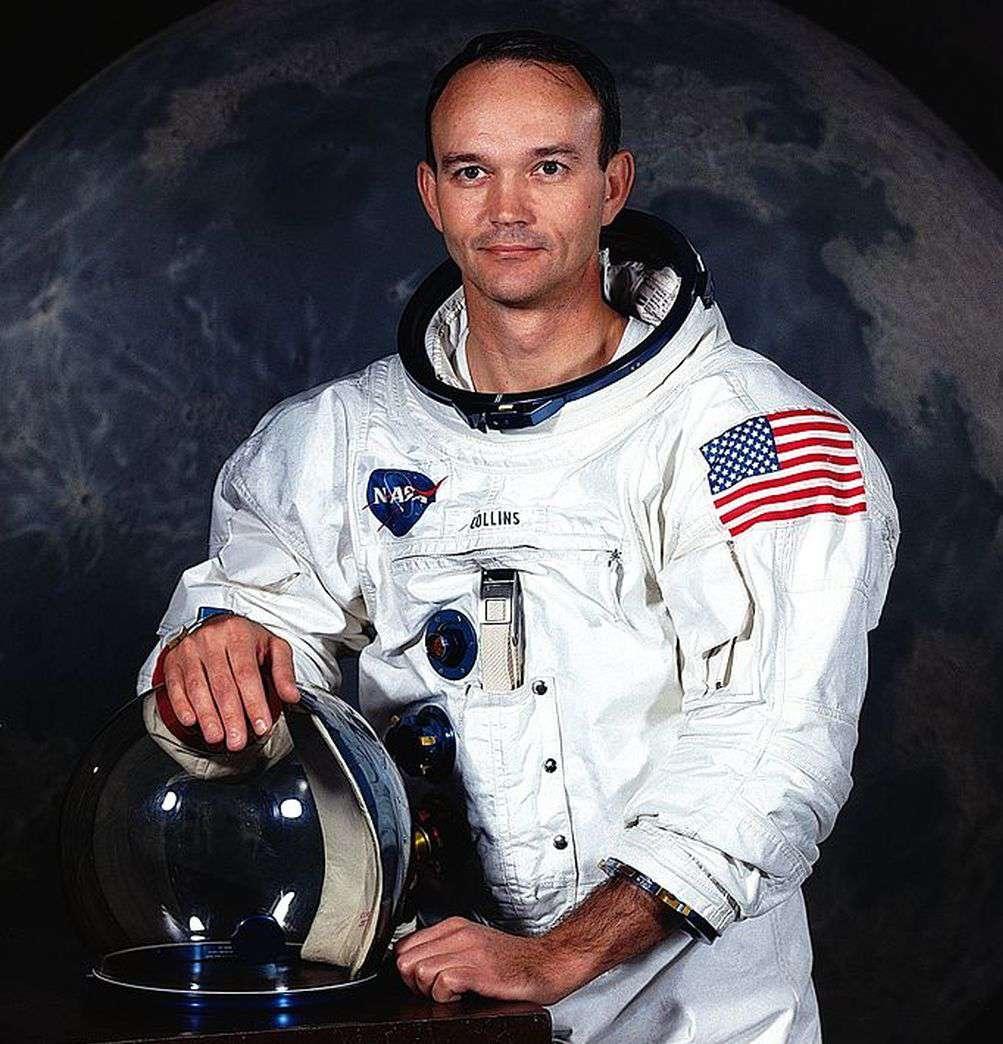 Michael Collins, Gemini and Apollo astronaut.