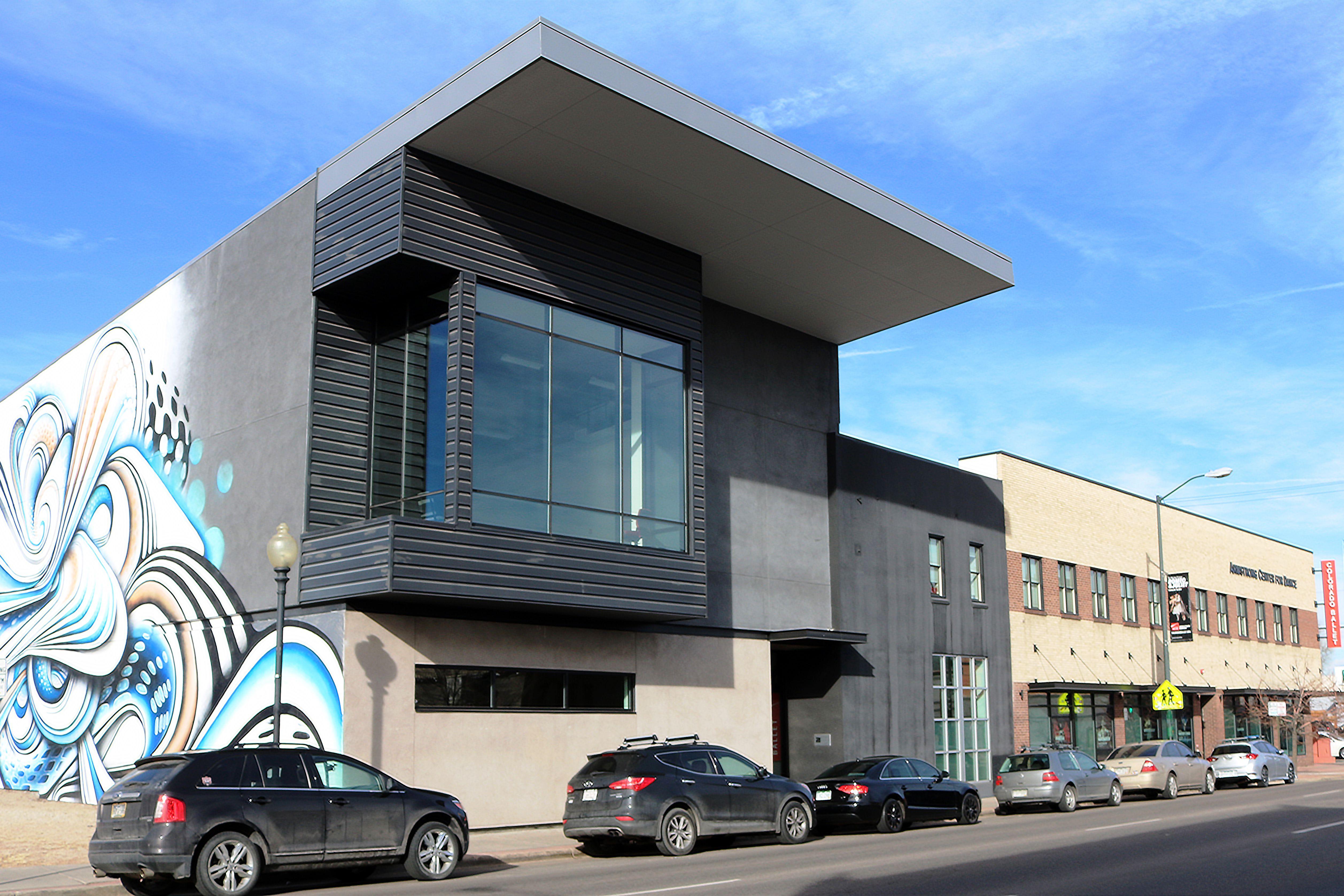 The Armstrong Center for Dance, home of the Colorado Ballet