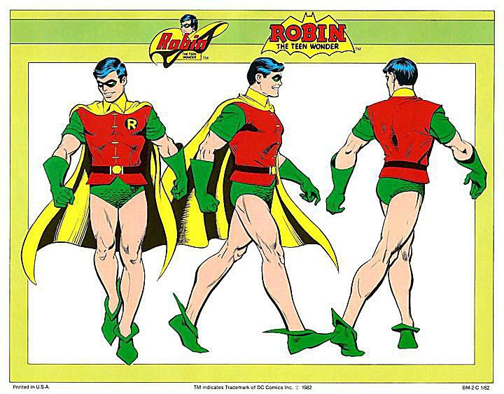 The Evolution Of Robins Costumes Through History