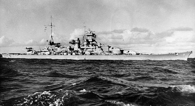 Scharnhorst before World War II