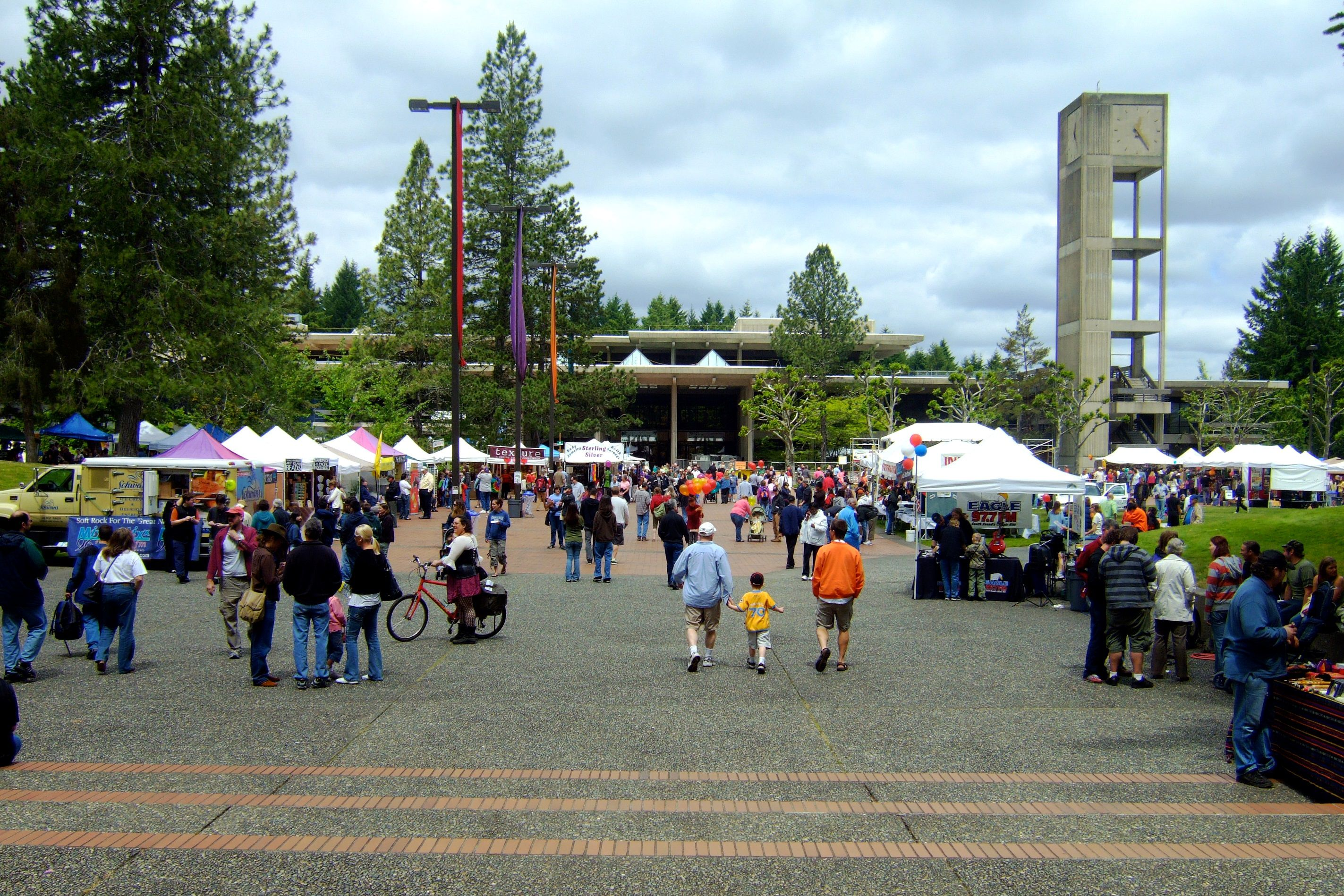 A Festival at The Evergreen State College