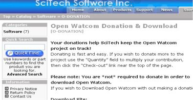 How to Download and Install Watcom C/C++ Compiler