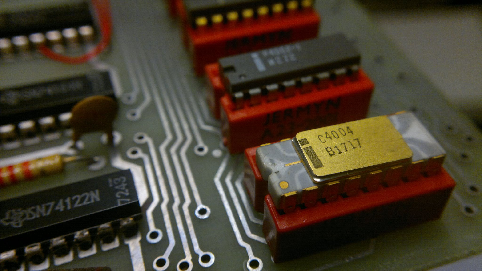 Inventors Of The Modern Computer Where To Buy Integrated Circuit