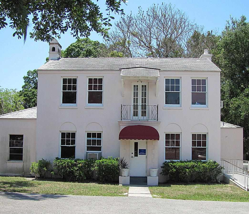 Social Science Building at New College of Florida