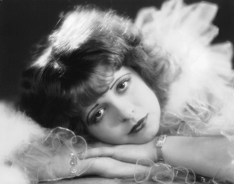 "Clara Bow: Hollywood's Original ""It Girl"""