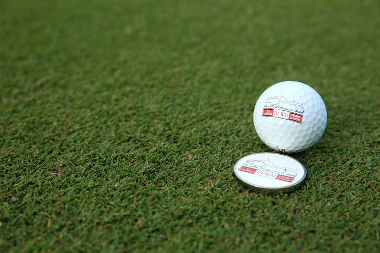 Ball markers in the Rules of Golf