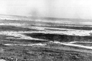 First day at the Somme