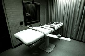 A site for lethal injection in Texas