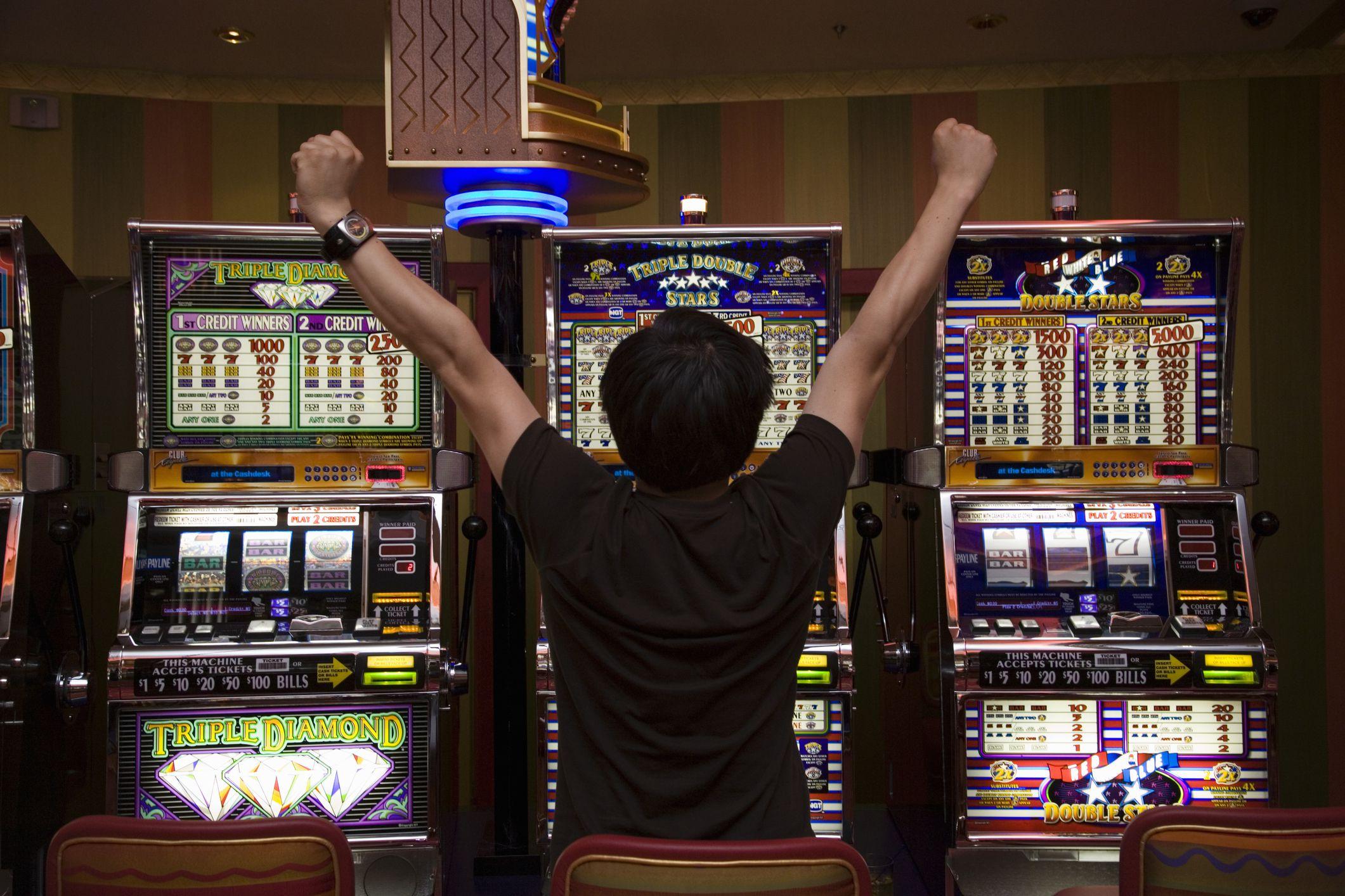 Best 99 Slot Machines Bonuses - 1