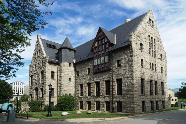 Lippitt Hall at the University of Rhode Island