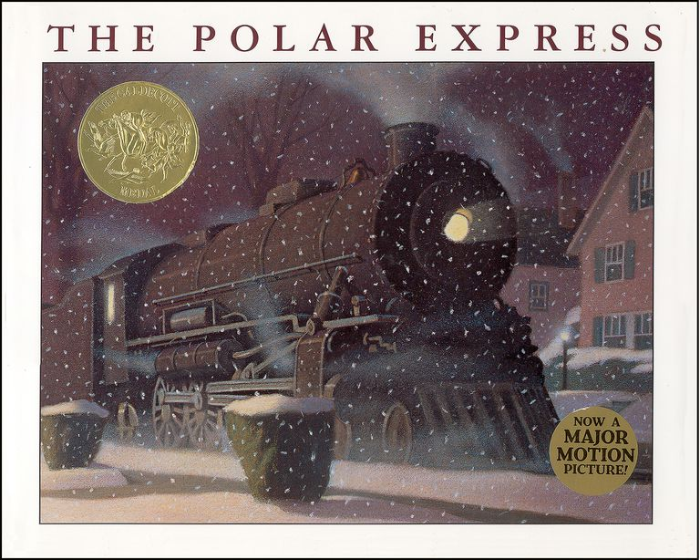 The Polar Express - Classic Children's Book Cover