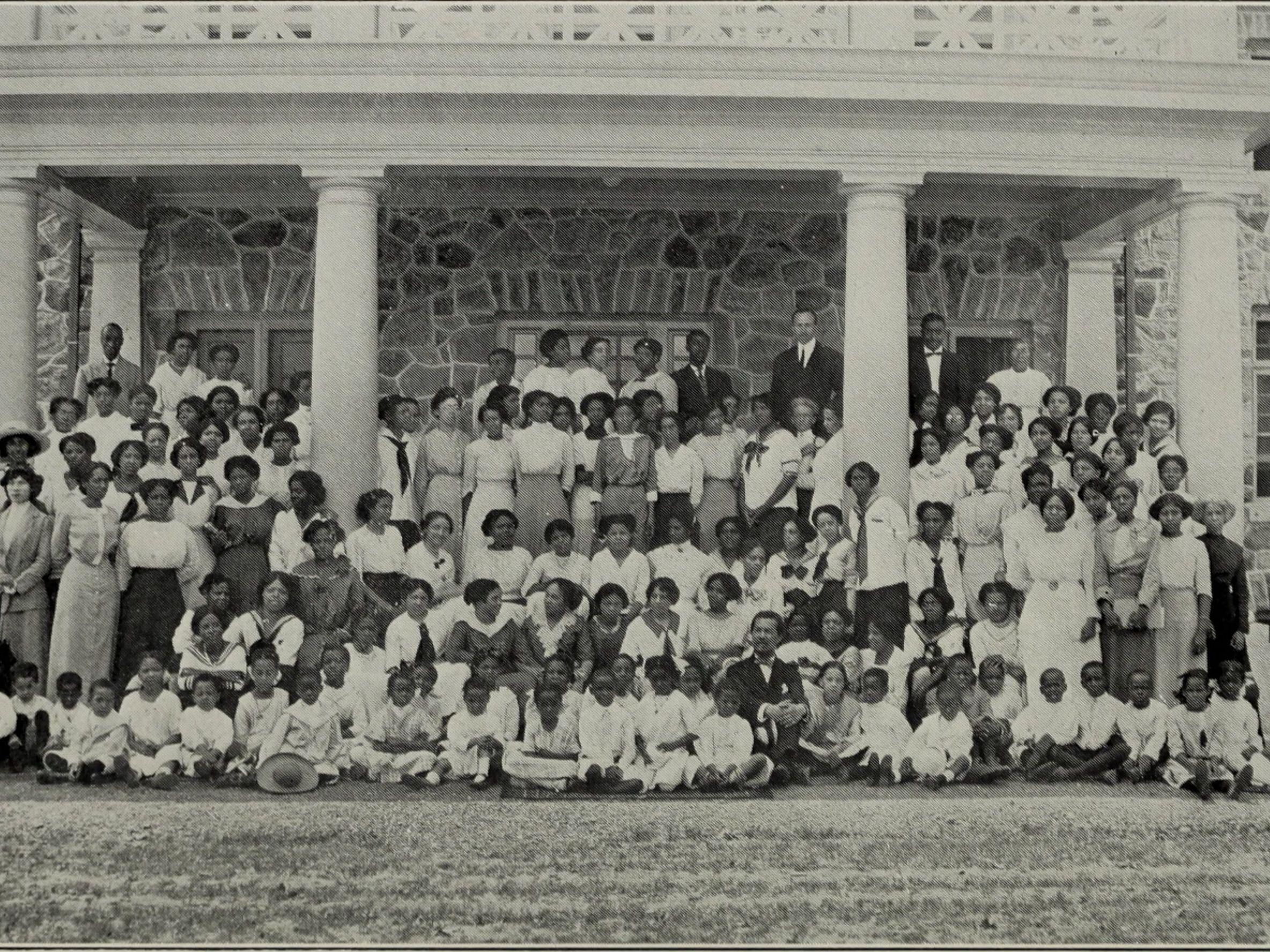 Photo University of Pennsylvania Class of 1865
