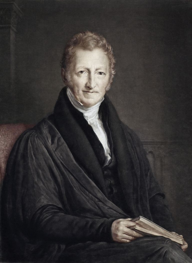 Thomas Malthus on Population