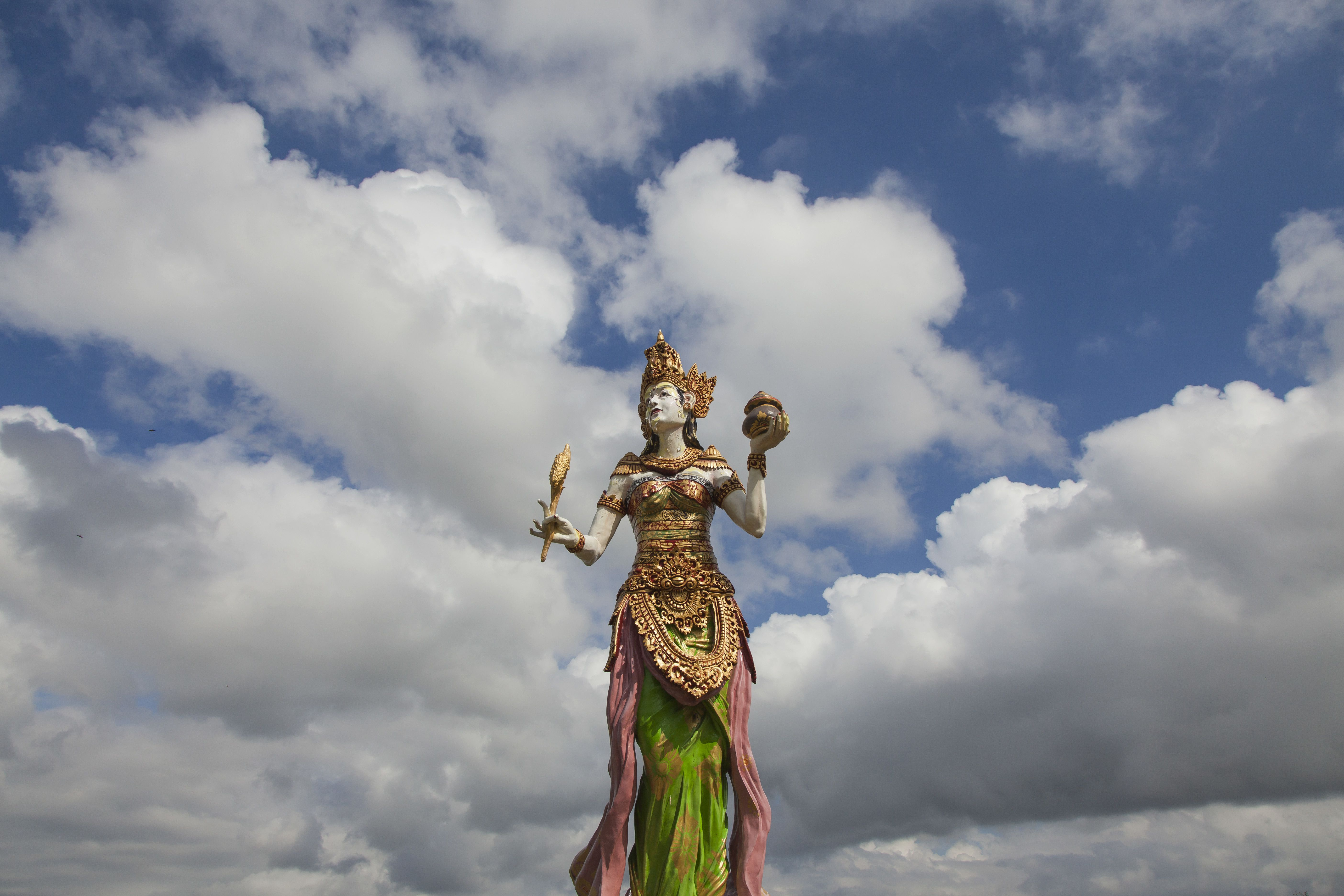 Nature Goddesses Earth Water Sky In Many Cultures