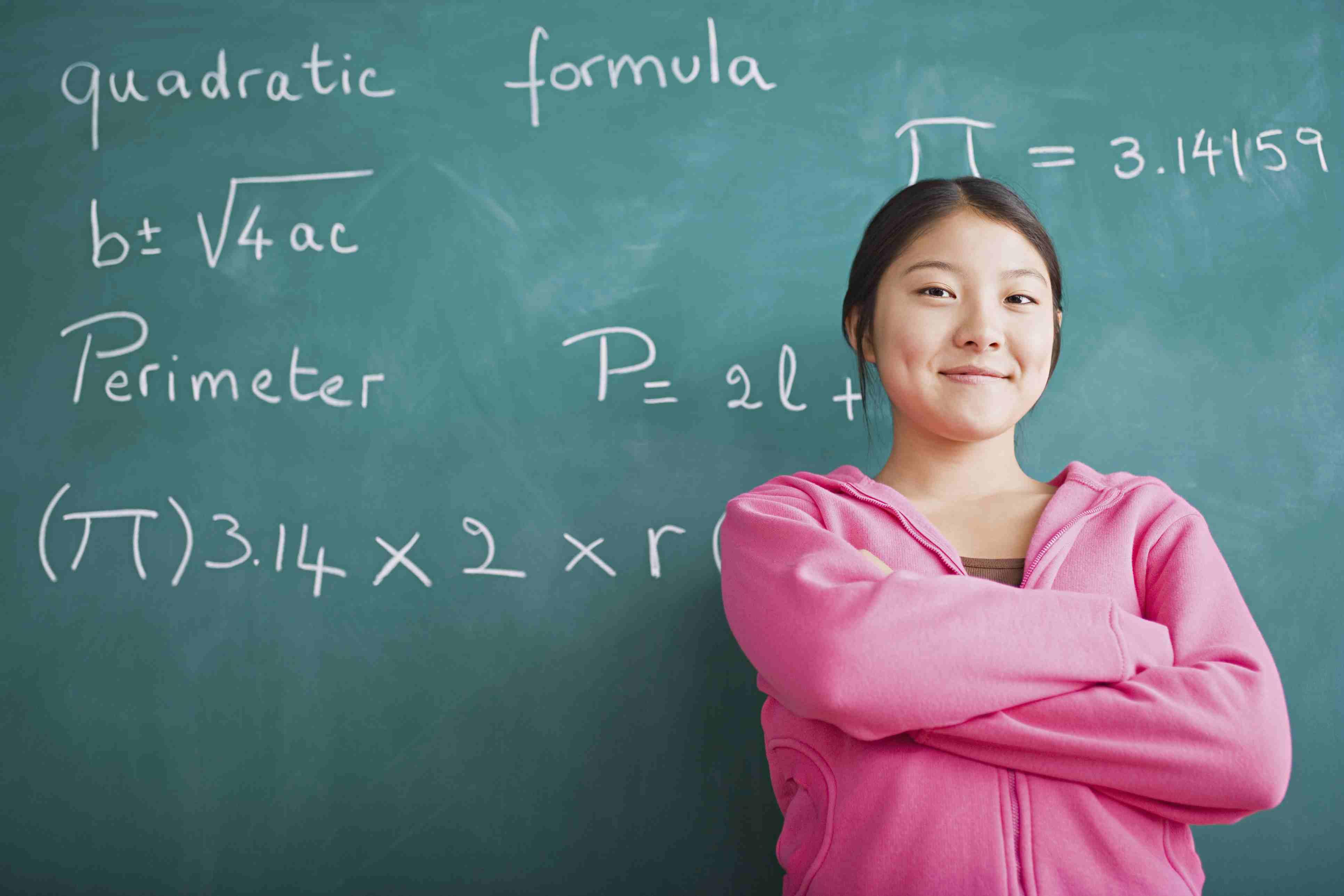 Memorize formulas for the SAT math section