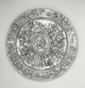 Basin with Scenes from the Life of Cleopatra