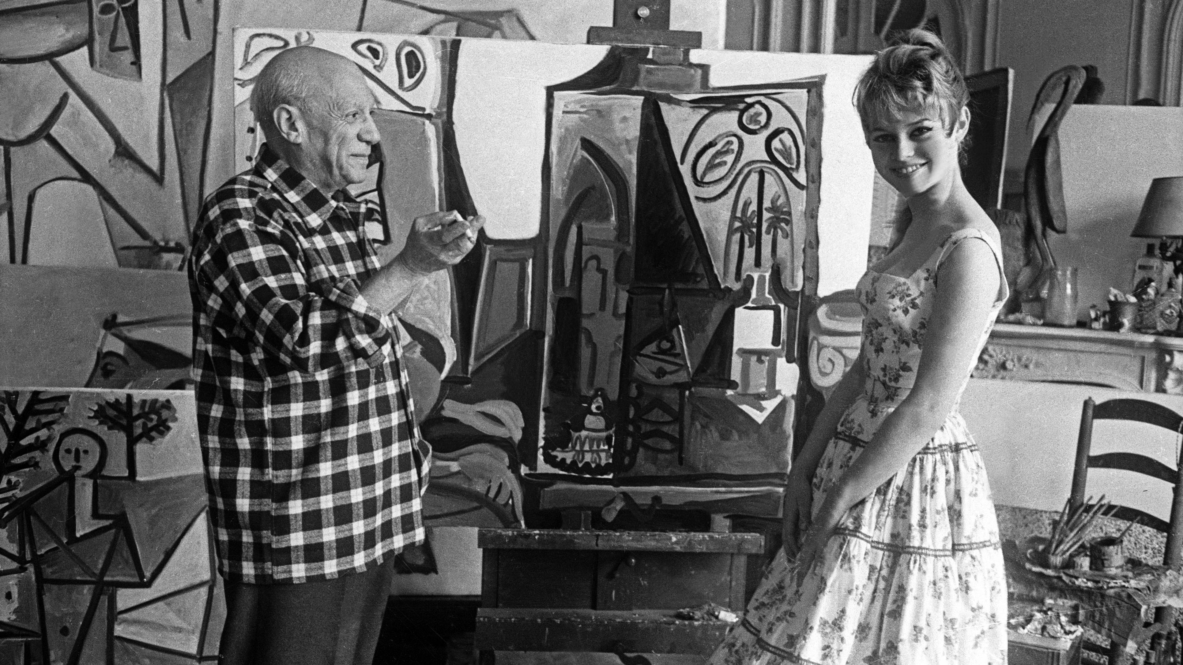 Pablo Picasso's Women: Wives, Lovers, and Muses