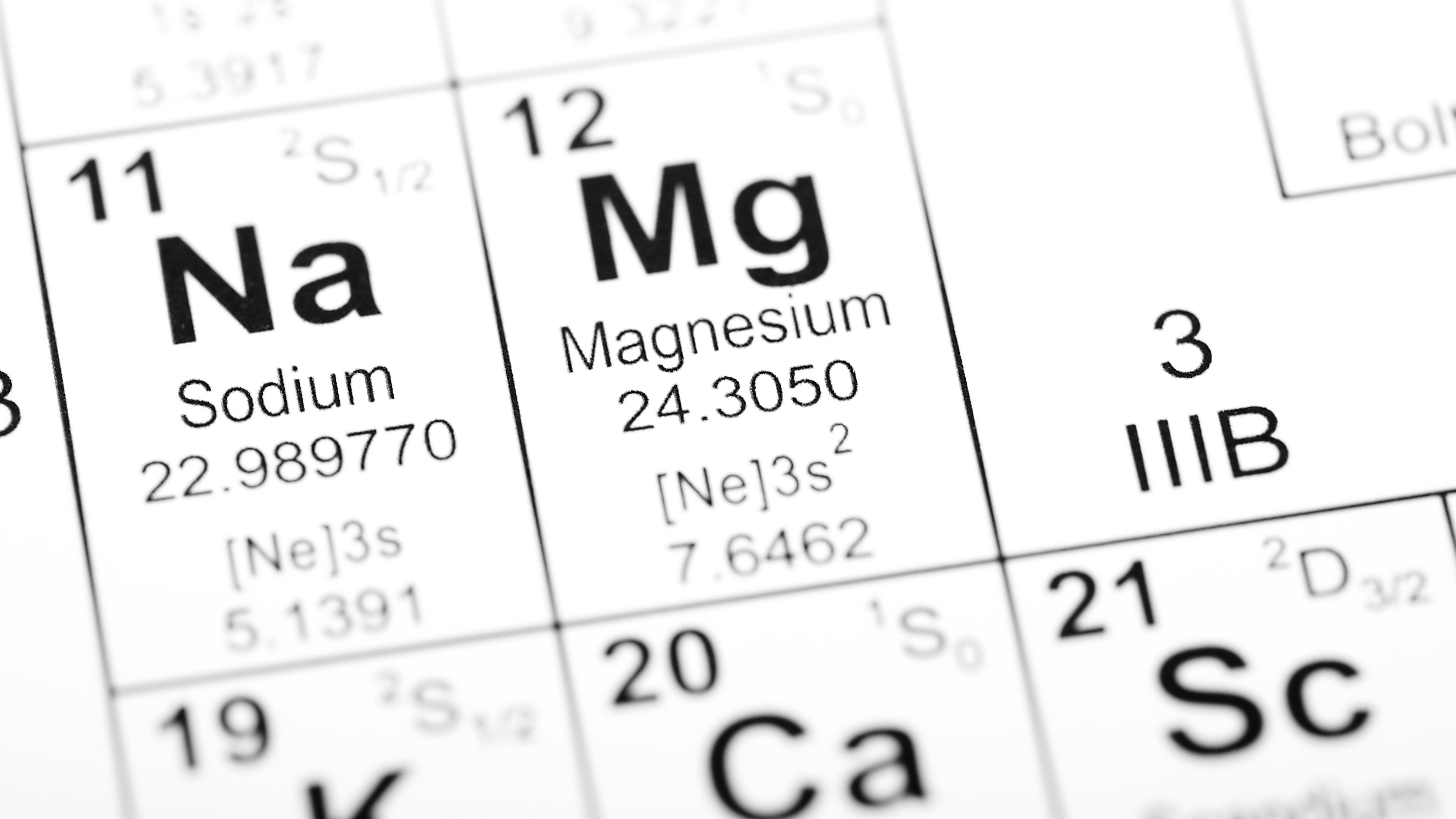 Alkali Metal Definition (Chemistry)